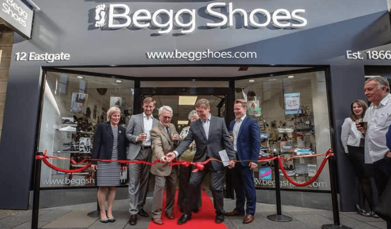 BeggShoes about us