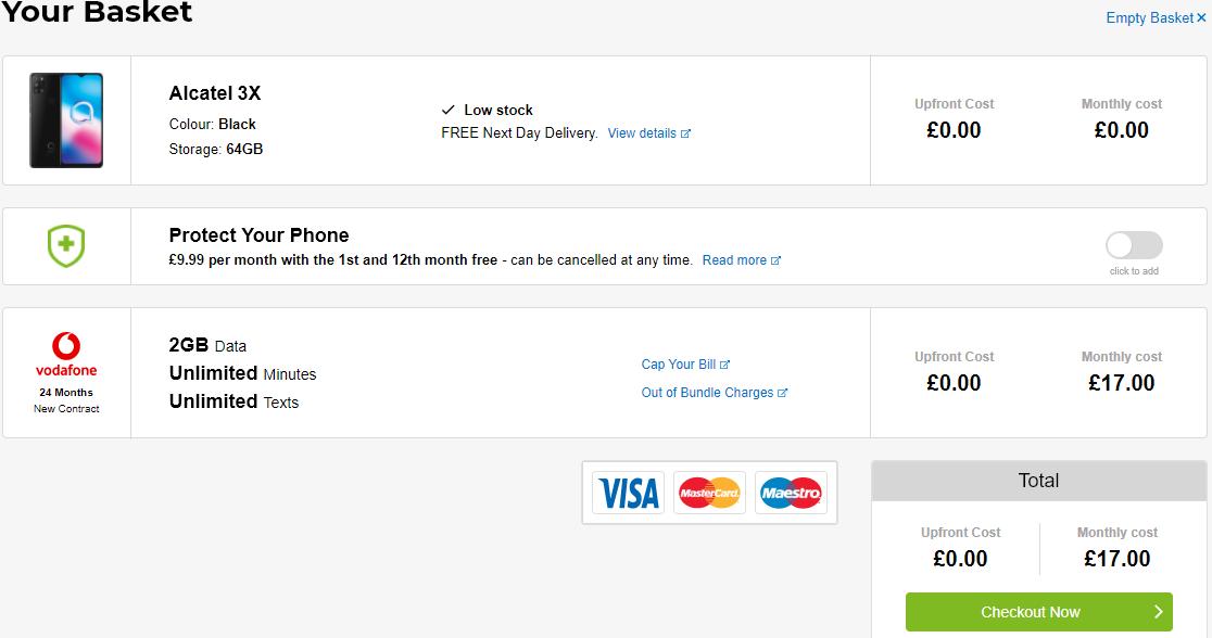 How do I use my Ao Mobile coupon code?