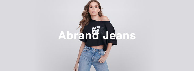 About Abrand Jeans Homepage