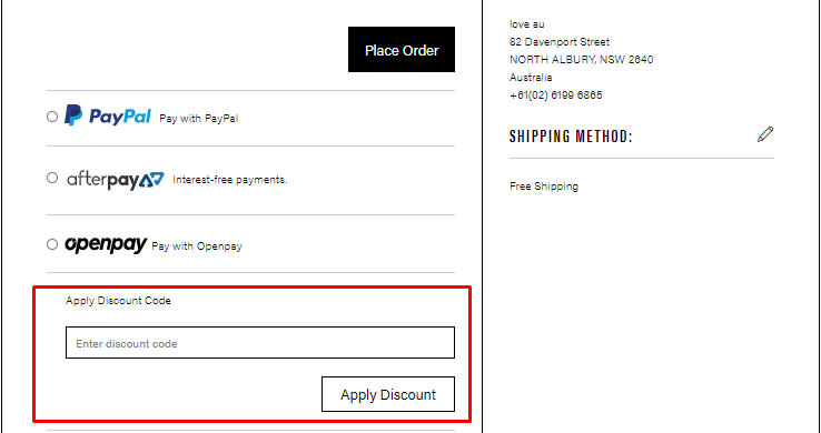 How do I use my Crumpler discount code?
