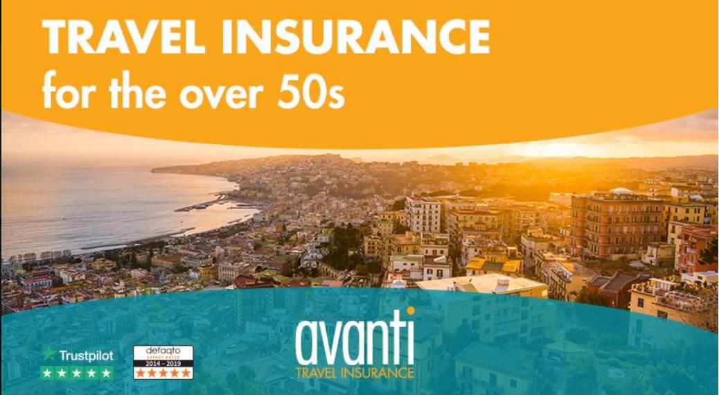 About Avanti Travel Insurance homepage