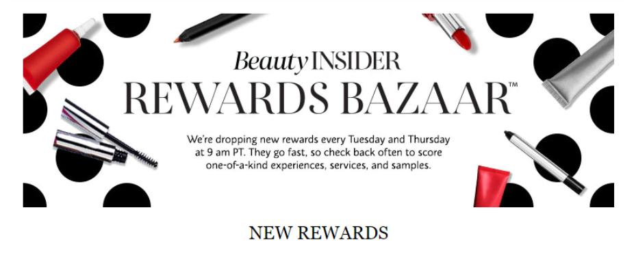 Sephora Rewards