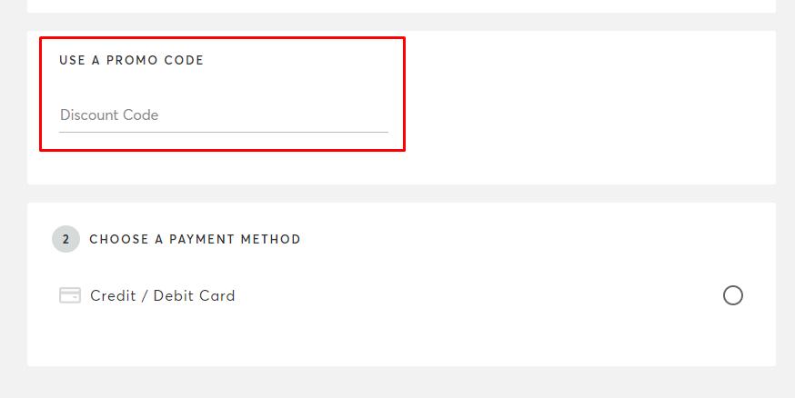 How do I use my ATG Tickets promo code?