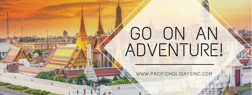 About Pacific Holidays Homepage
