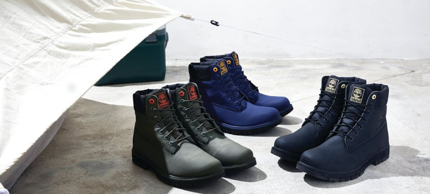 About Timberland Homepage