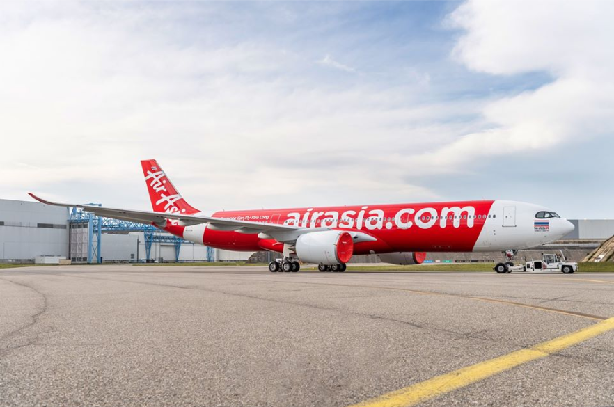 About AirAsia Homepage