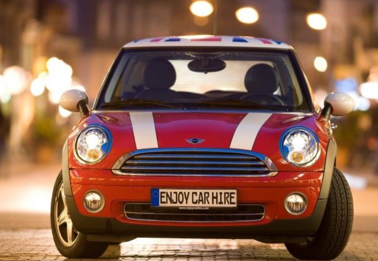 Enjoy Car Hire Homepage