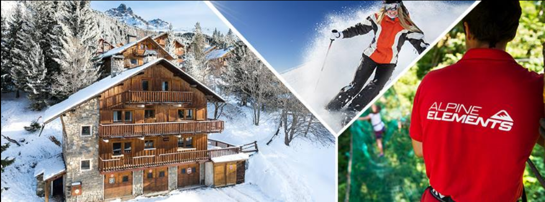 About Alpine Elements Homepage