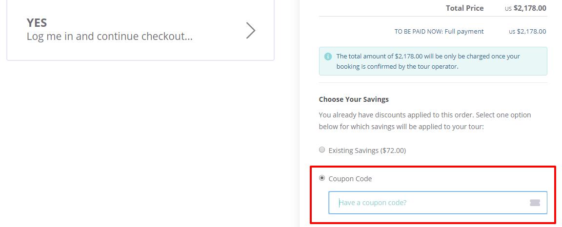 How do I use my Roar Adventures discount code