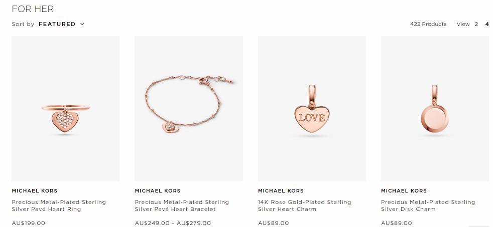Michael Kors Gifts