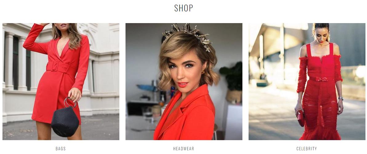 Olga Berg Homepage