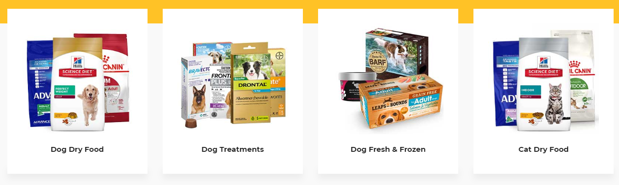 Petbarn Products