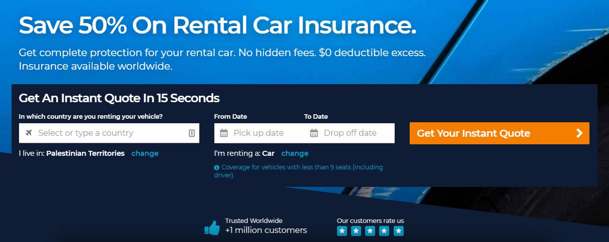 Rental Cover Homepage