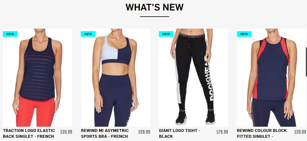 Rockwear Homepage