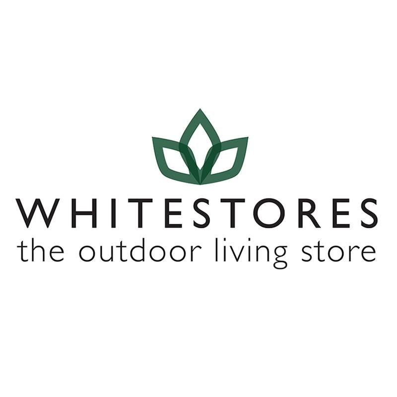 White Stores logo