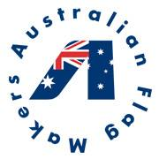 Australian Flag Makers logo