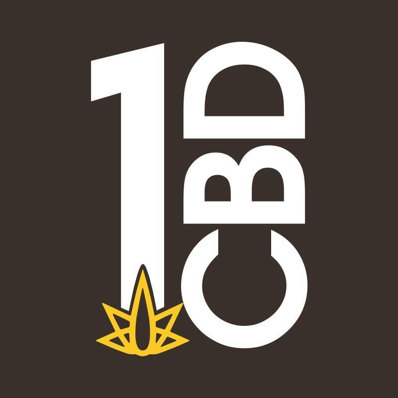 1CBD logo