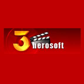 3herosoft logo
