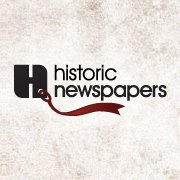 Historic Newspapers logo