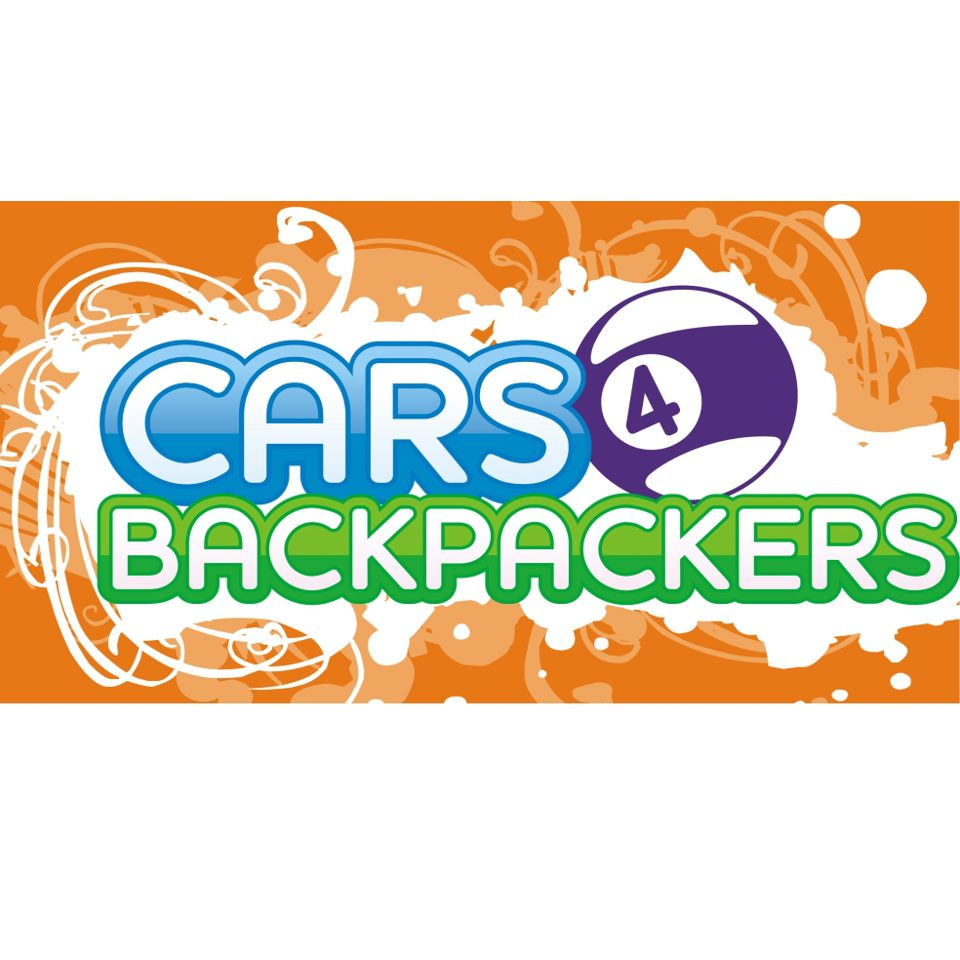 Cars 4 Backpackers logo