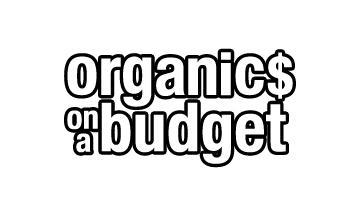 Organics on a Budget logo