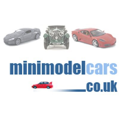 Mini Model Shop logo