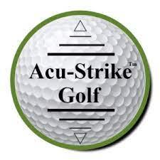 AcuStrike Golf logo