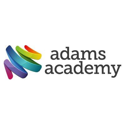 Adams Academy logo