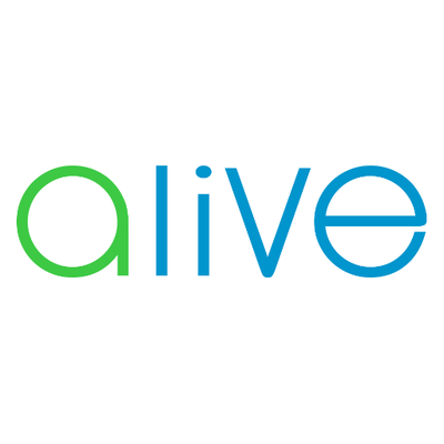 Alive Skin and Hair logo