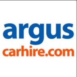Argus Car Hire logo