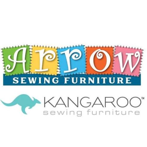 Arrow & Kangaroo Sewing Furniture