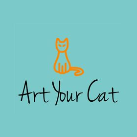 Art Your Cat logo