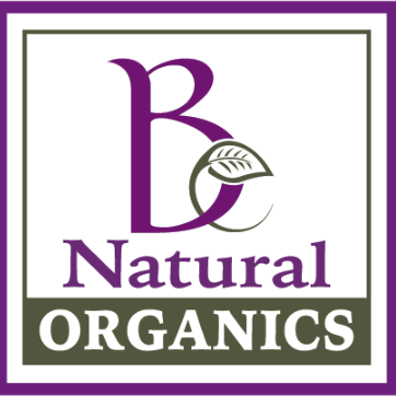 Be Natural Organics logo