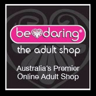 Bedaring The Adult Shop logo