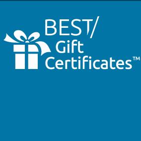 Best Gift Certificate
