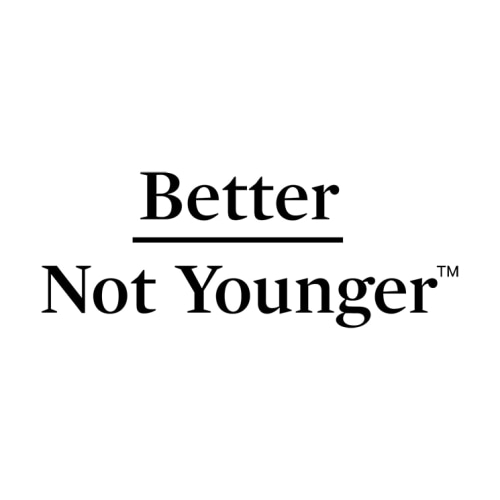 Better Not Younger