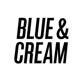 Blue & Cream logo