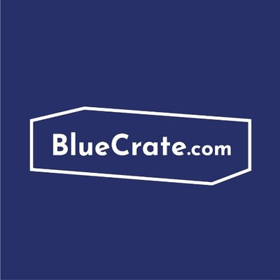 Bluecrate logo