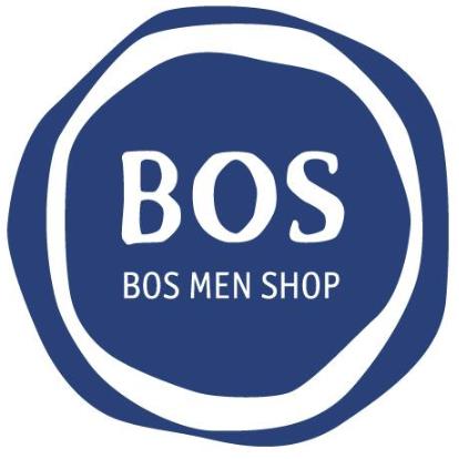 Bos Men Shop logo