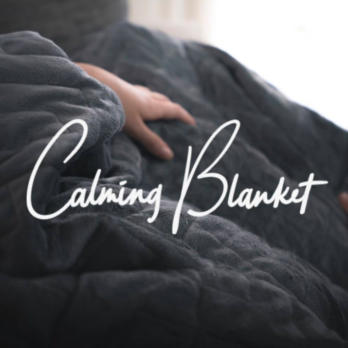 Calming Blanket logo