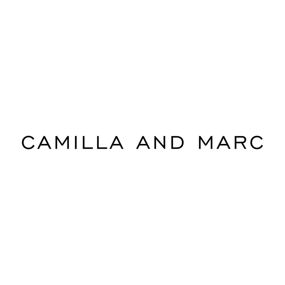 CAMILLA AND MARC logo