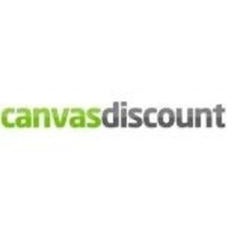 CANVASDISCOUNT logo