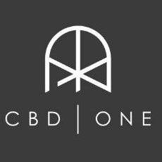 CBD ONE logo