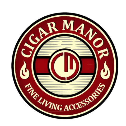 Cigar Manor logo
