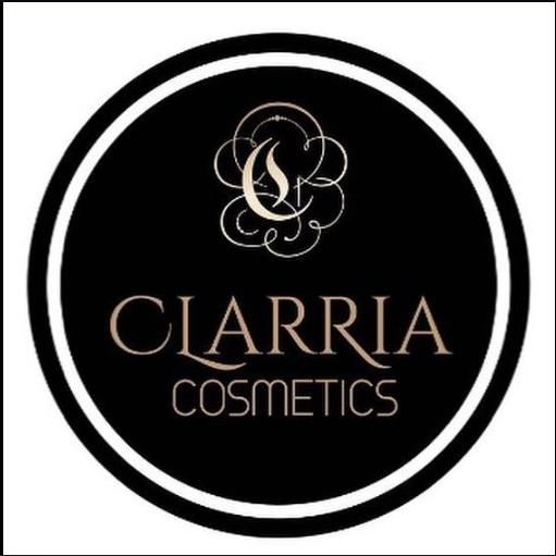 Clarria Cosmetics logo