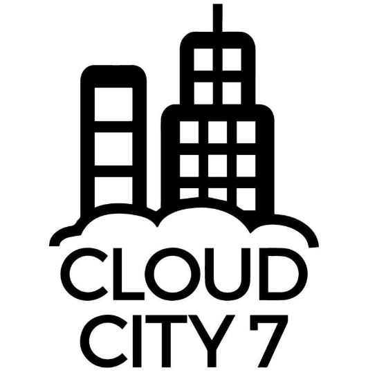 Cloud City 7 logo