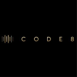 Code 8 Beauty logo