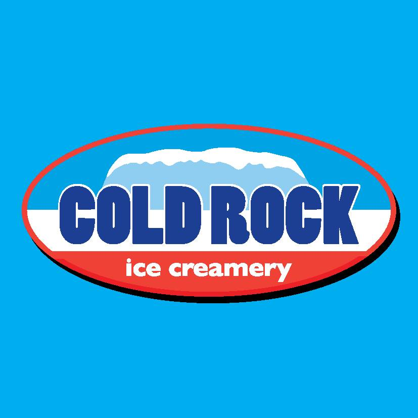 Cold Rock Ice Creamery logo