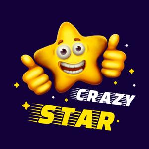 Crazy Star logo