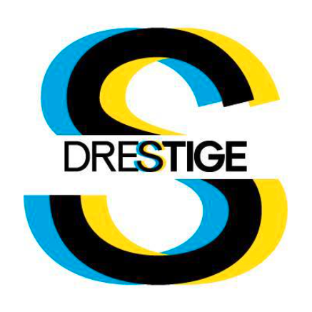 Drestige logo